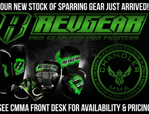 Get Your Fight Gear