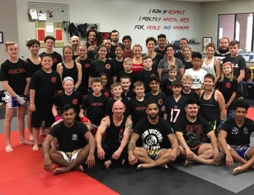 Muay Thai & Boxing Seminar