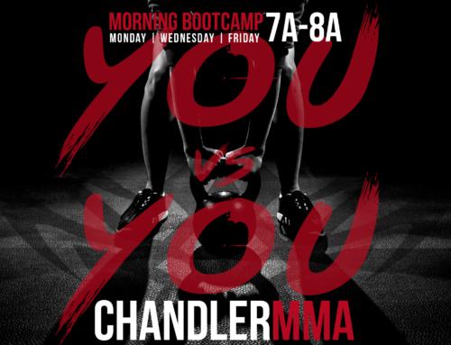 Chandler MMA   AM Bootcamp