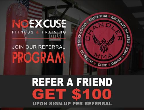 Refer A Friend, Get $100!