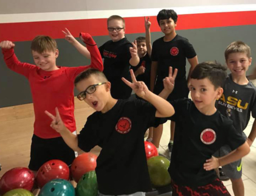 Summer Camp Bowling!
