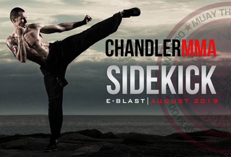 Chandler MMA | TO QUIT DOES NOT EXIST | – Muay Thai | Brazilian Jiu